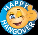 Happy Hangover Logo new